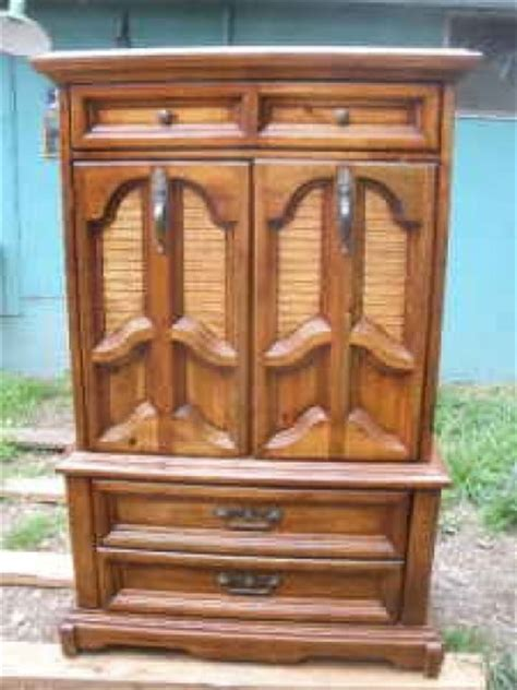 Mens Armoire by Magnificent Mens Lrg Wardrobe Chest Armoire Dresser