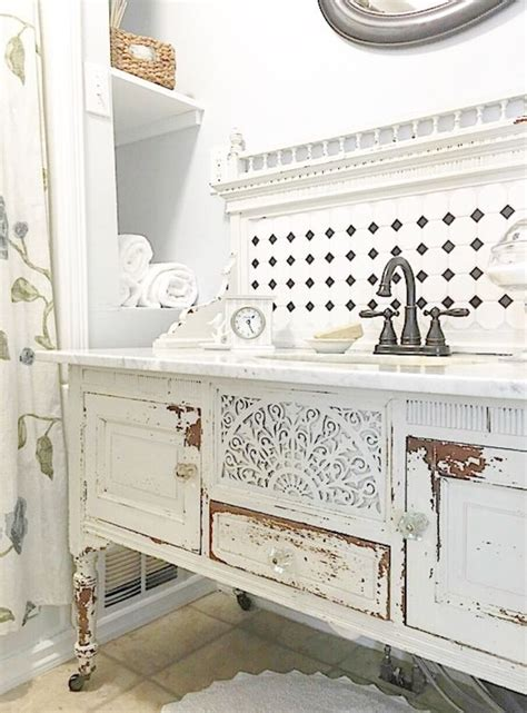 shabby chic bathroom vanity australia best stylish shabby chic bathroom vanity intended for house decor unit etsy australia oneaway me