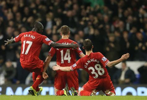 Tottenham 0-5 Liverpool – Lilywhites Battered As Reds Run ...