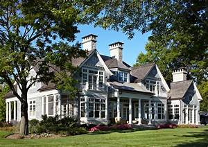 All Brick Design Michigan Chicago Home With Southern Roots Traditional Home
