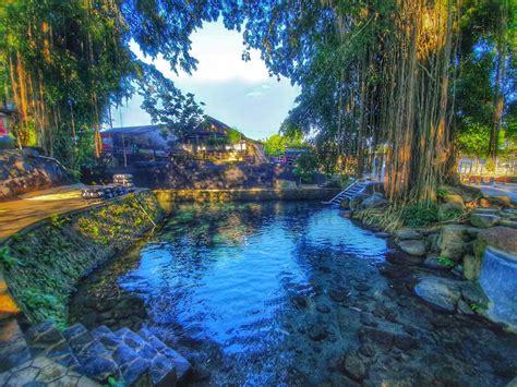 umbul sigedang wisata mata air alami juni  travelspromo