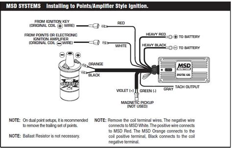 How Install Msd Digital Ignition Module Your