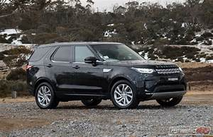 Land Rover Discovery 4 : 2017 land rover discovery sd4 hse review video performancedrive ~ Medecine-chirurgie-esthetiques.com Avis de Voitures