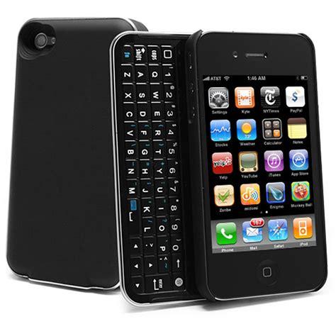 iphone keyboard ctech wireless bluetooth slide keyboard iphone 4 ebay