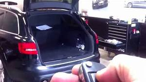 Audi A6 Soundmodul : comfort module kofferklep audi a6 4f allroad youtube ~ Kayakingforconservation.com Haus und Dekorationen