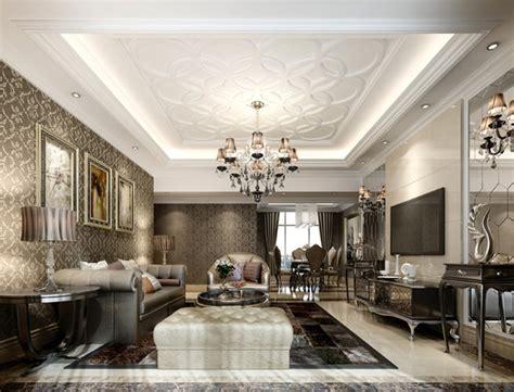 luxury living room  plasma tv  model cgtrader