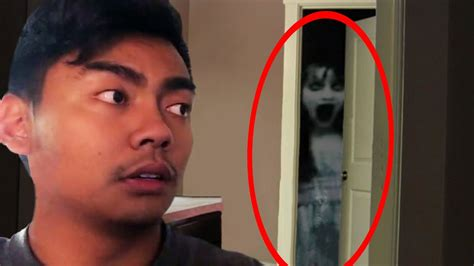 Top 5 Youtubers Who Caught Ghosts In Their Videos! Part 2