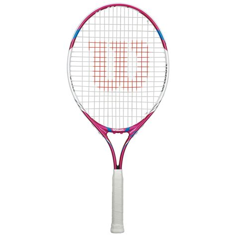 wilson juice pink  junior tennis racket sweatbandcom