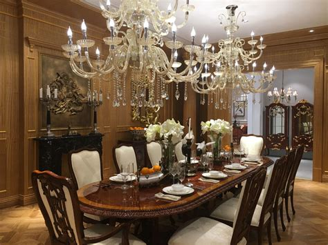 Decorating Ideas For Formal Dining Room by Trendy Chandeliers To Decorate Dining Area