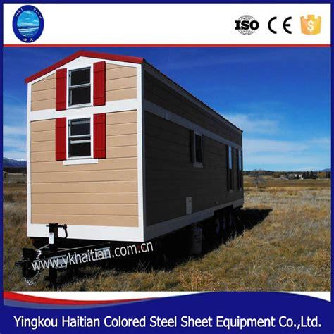 Tiny Häuser Auf Rädern Kaufen by Tiny Haus Auf R 228 Dern Anh 228 Nger Haus Holz Indien Preis