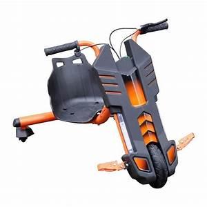 Achat Scooter Electrique : drift trike 360 electrique pour enfant orange bandeaux led achat vente moto scooter ~ Maxctalentgroup.com Avis de Voitures