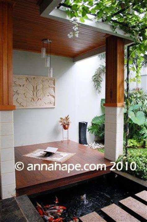 pin  rumah kolam ikan  aksesoris dekorasi rumah
