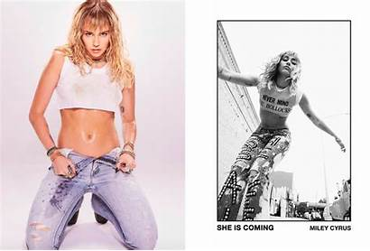 She Miley Cyrus Coming Grit Vmagazine Magazine