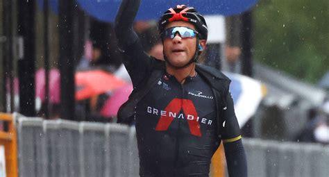 2º jai hindley (sunweb/australia) m.t. Giro de Italia 2020: clasificación general tras la etapa 12