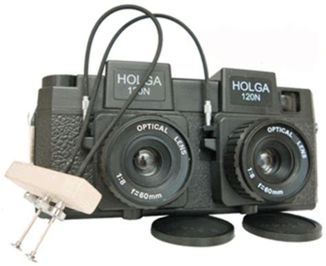 holga 3d 3d holga for ultimate photo gadget geeks is both expensive
