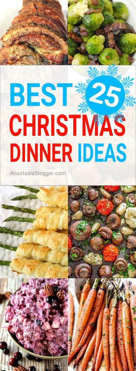 Best 25 christmas dinner ideas traditional italian 17. Best 25+ Christmas Dinner Ideas - Traditional / Italian / Southern Menu | Easy christmas dinner ...