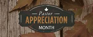 Pastor Appreciation Month | 95.5 The Fish - Cleveland, OH