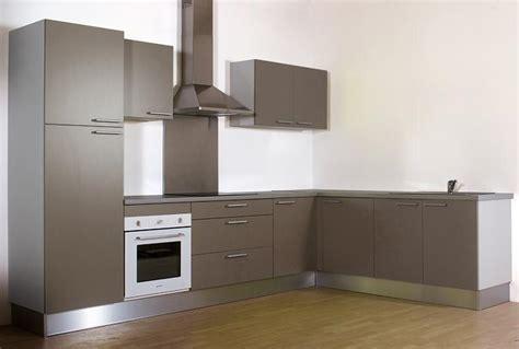 cuisine sur mesure angle cuisine sur mesure pas chère cuisine type angle 3 20 m x 1 95 m