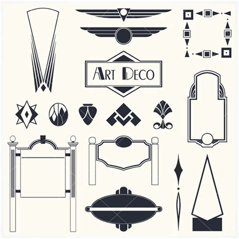 deco graphics free 15 deco vector free images deco design elements deco borders clip and