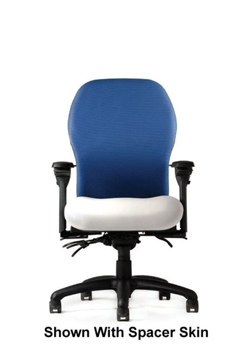 neutral posture mesh ergonomic chair optional headrest