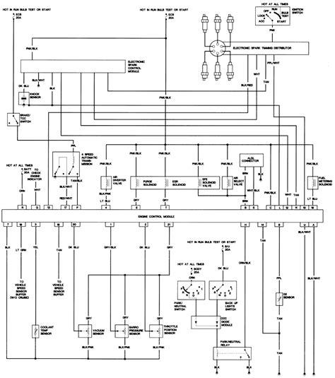 85 Cadillac Wiring Diagram by Repair Guides
