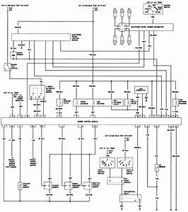 Cadillac Deville And Fleetwood V8 Engine 1981 Wiring