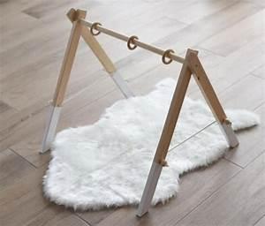 Baby Gym Holz : holz gym baby gym holz play gym baby aktivit t gym holzrahmen kinderzimmer dekor ~ Watch28wear.com Haus und Dekorationen
