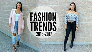 Trends Sommer 2017 : fashion trends youtube ~ Buech-reservation.com Haus und Dekorationen