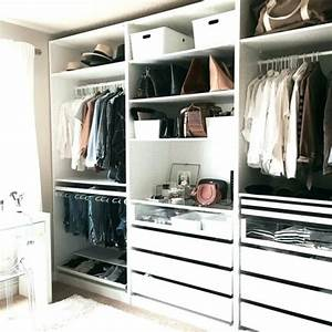 Kleiderschrank Selber Planen : diy begehbaren kleiderschrank selber bauen praktishe tipps ~ Markanthonyermac.com Haus und Dekorationen