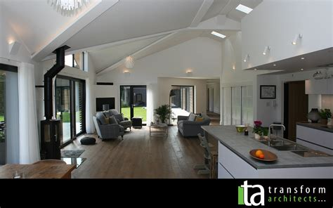 open plan living kitchen dining fitting in transform architects house extension ideas disabled adaptations contemporary
