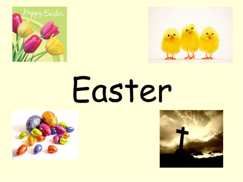 Easter Story & Celebrations Around The World By Ilda  Teaching Resources Tes
