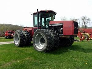 1992 Case Ih Steiger 9230 Tractor For Sale  U00bb Salem And