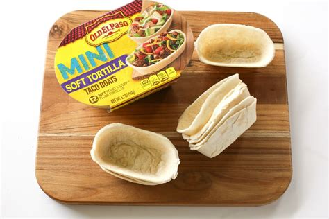Paper Taco Boats bacon cheeseburger mini boats the who ate everything