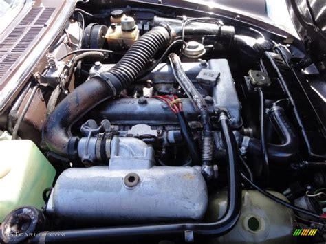 1981 Alfa Romeo Spider Veloce Engine Photos