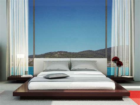 Low Bedroom Frames by Modern King Size Bed Frame Homesfeed