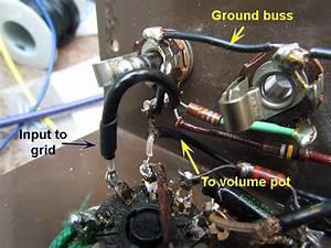 Improving Wiring On Valco  Supro Spectator Amp Crawls