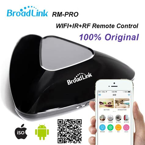 android ir broadlink rm pro smart home wireless remote switch