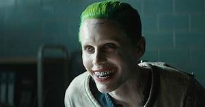 Jared Leto Joker Scenes Cut From 'Suicide Squad': Actor ...