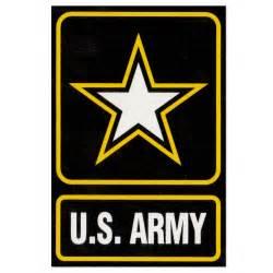 u s army logo decal