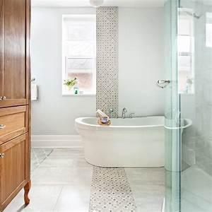 Mosaique Pour Salle De Bain : mosa que nacr e dans la salle de bain salle de bain ~ Premium-room.com Idées de Décoration