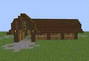 Wooden Horse Stable 2 - GrabCraft - Your number one source ...