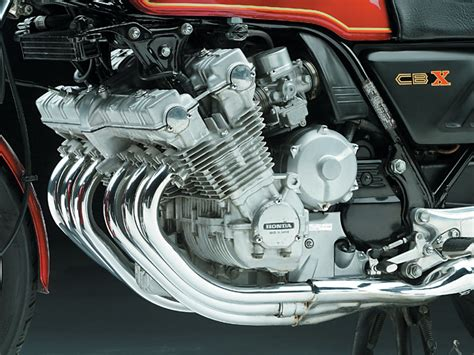 Different Motorcycle Engine Types