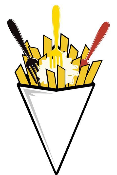 objet design cuisine cornet de frites
