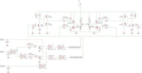 Arduino Mosfets Bridge Get Hot Idle Load