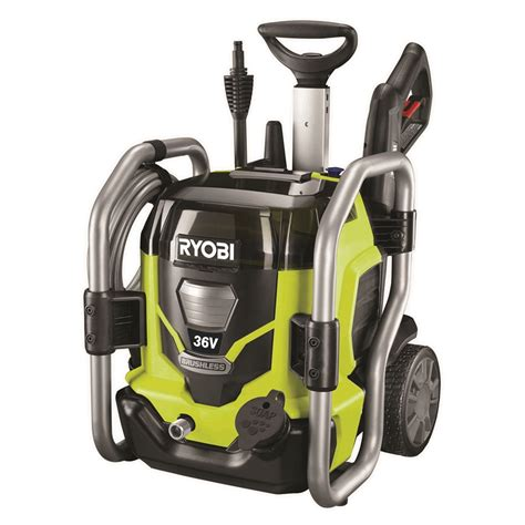 Ryobi 36v 50ah Liion Brushless Pressure Washer Kit