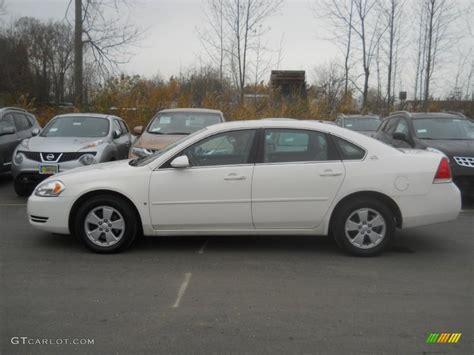 white  chevrolet impala lt exterior photo