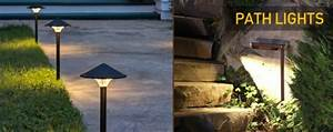 120 Volt Landscape Path Lighting