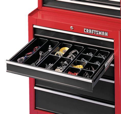 Kitchen Drawer Organizing Ideas - craftsman tool chest drawer organizer