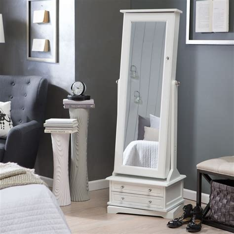 White Mirrored Jewelry Cabinet Armoire Canada by Length Mirror Jewellery Cabinet Nz Memsaheb Net