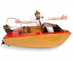 Mini Boat Kit Rapid Whale by Awesome Stuff Gifts For Cool Stuff The Awesomer